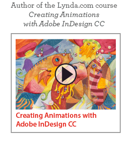 Creating Animations with Adobe InDesign CC